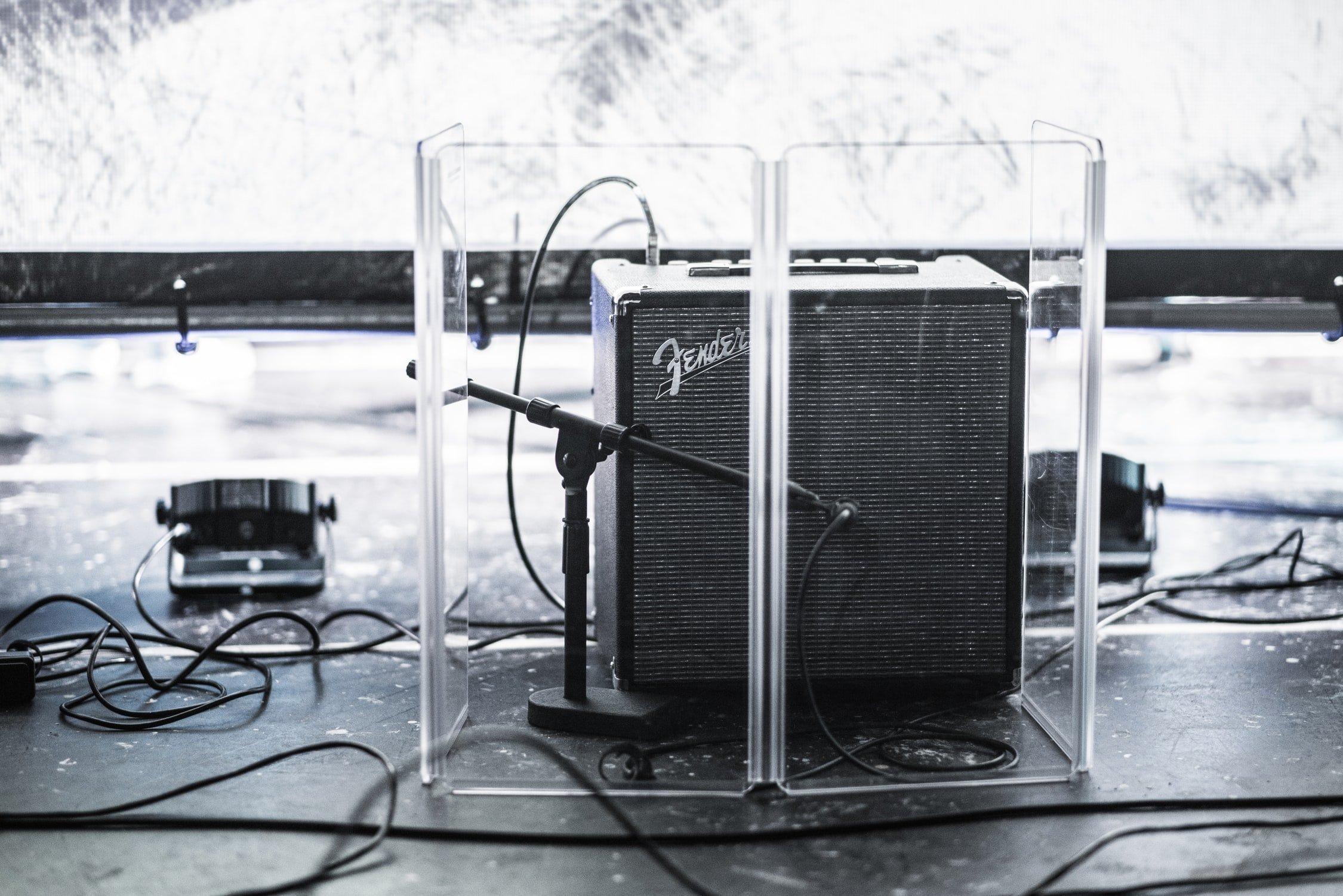 Bass amp cab